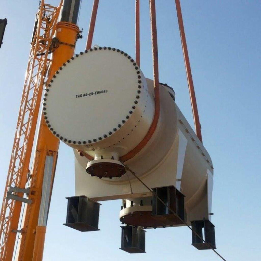 PNI LOGISTICS - Project Logitics Heavy Lift U.A.E. Crane