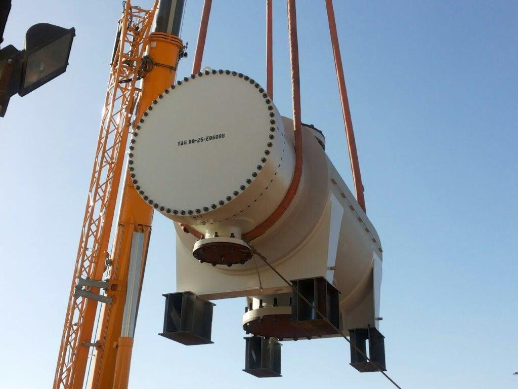 PNI LOGISTICS - Project Logitics Heavy Lift U.A.E. Crane
