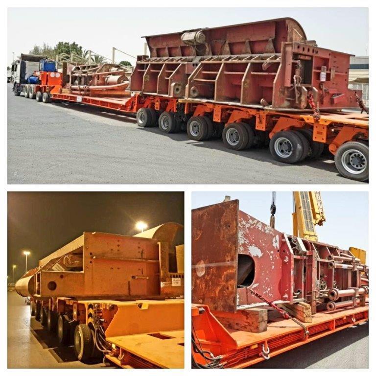 pni logitics speciality services roro break-bulk heavy lift