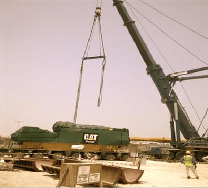 Project Logistics Photo 1 New Doha International Airport Phase 2